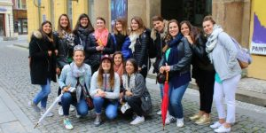 Hen weekend in Prague