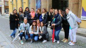 Hen weekend in Prague